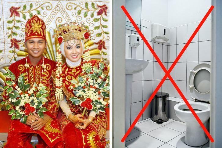 15 традиций разных стран, которые оставляют весь мир в недоумении