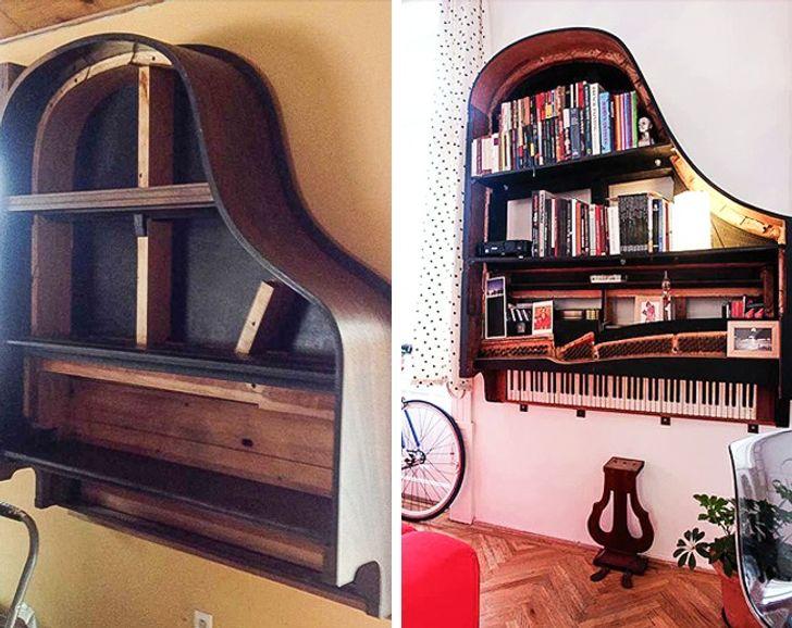 15творческих идей, как преобразить старую мебель донеузнаваемости