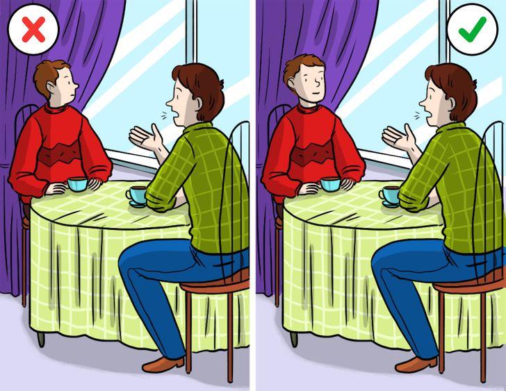 10правил этикета, покоторым нас читают спервых секунд