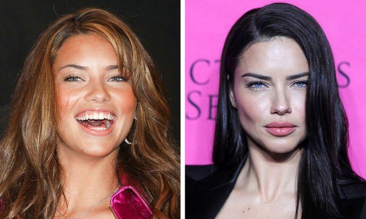 15фото известных моделей, когда они были просто девушками скастинга