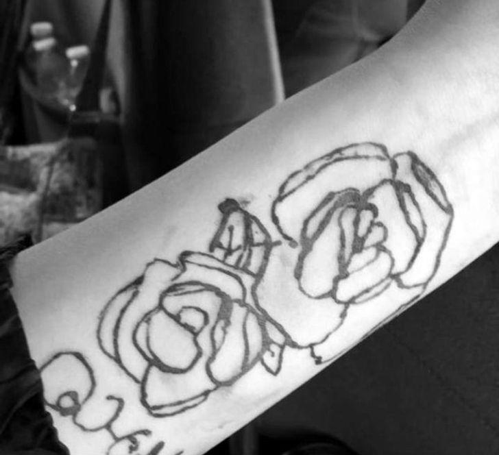 16 татуировок, которые вы ни за что не захотите повторить
