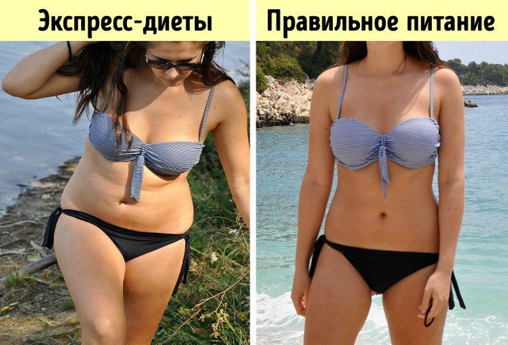 10побочных эффектов быстрых диет (Спойлер: потерянные килограммы того нестоят)