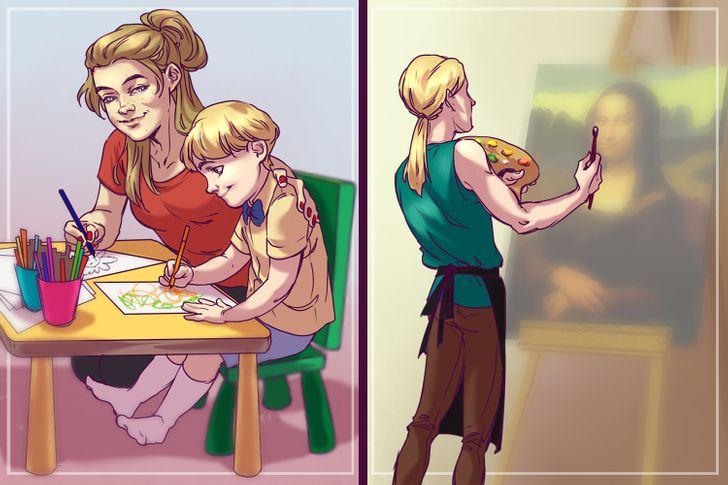 10ошибок, окоторых жалеют все родители
