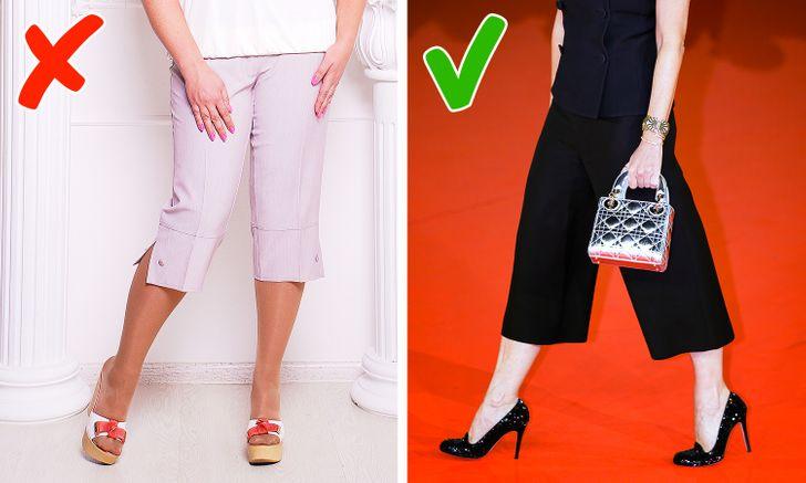 Как выбрать брюки взависимости оттипа фигуры (Спойлер: осторожнее скапри)