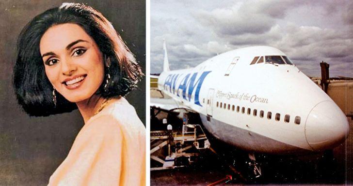 Последний полет отважной стюардессы, которая спасла почти 400 человек ценой своей жизни