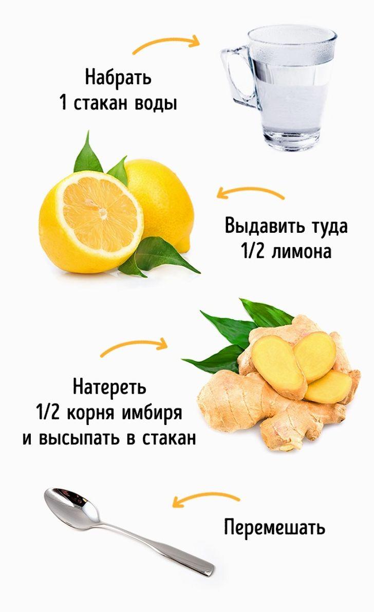 7легких напитков, которые помогут распрощаться слишним весом