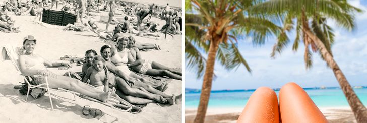 Как выглядели фотоальбомы раньше, и как они выглядят сейчас