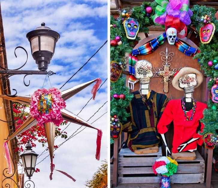 12новогодних ритуалов изразных стран мира, которые призваны принести счастье внаступающем году