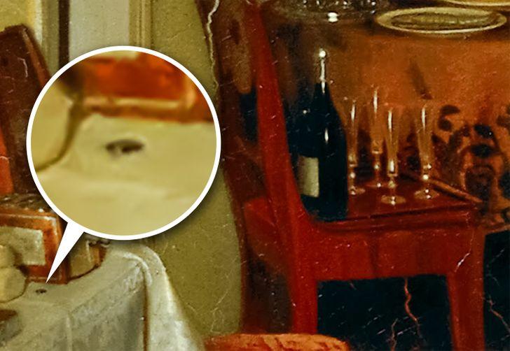 6 всемирно известных картин, каждая из которых хранит свой маленький секрет