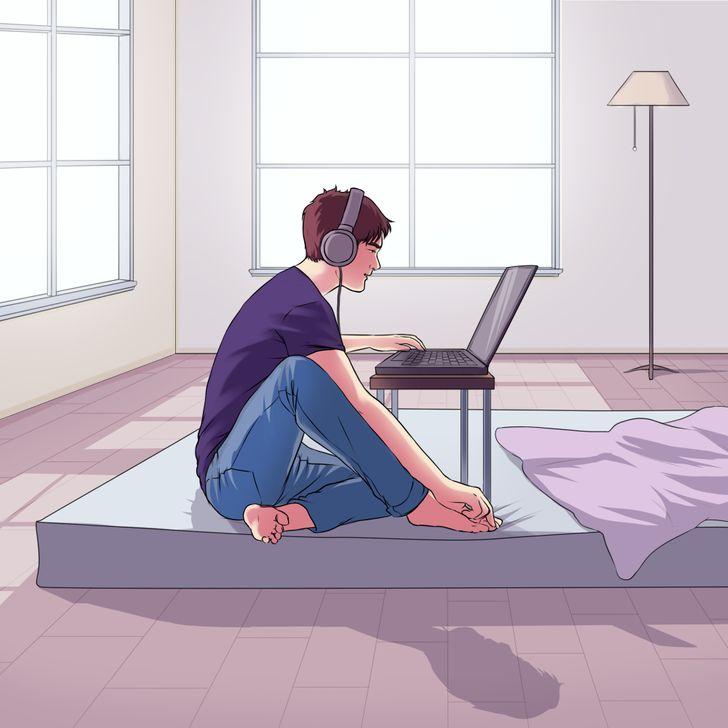 8скрытых психологических проблем человека, окоторых вам расскажет беспорядок унего дома