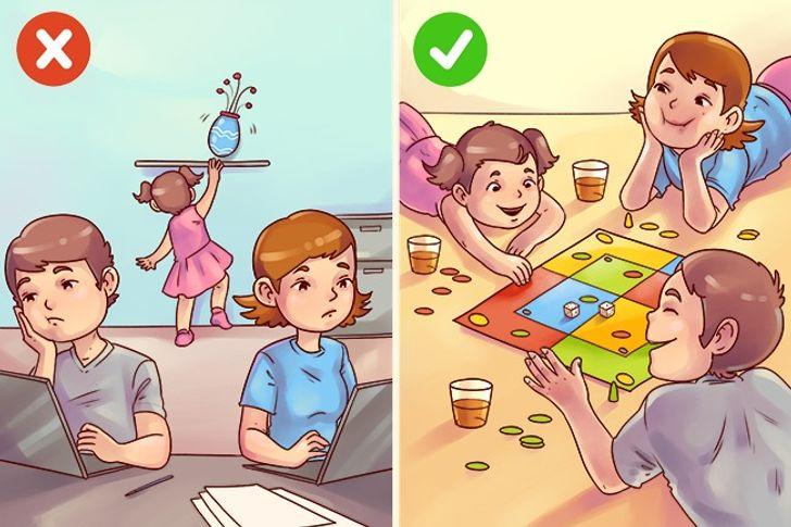 7видов детского поведения, которые опасно оставлять без внимания