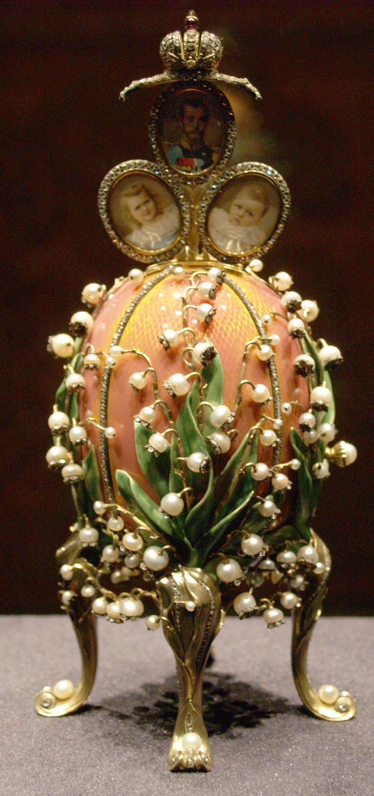 20+ фактов о загадочных яйцах Фаберже, которые перевернули мир ювелирного искусства