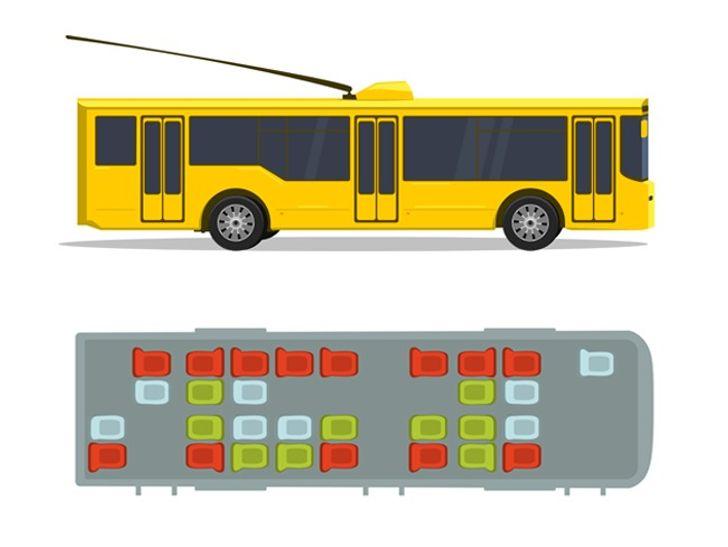 Как выбрать безопасное место в7видах транспорта