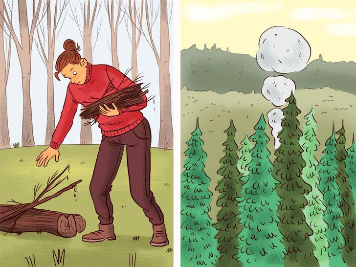 10 лайфхаков для выживания, которые не раз придут вам на помощь