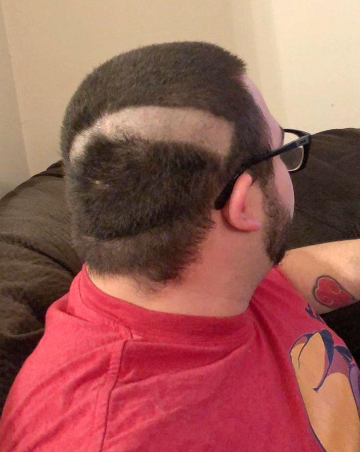 19 человек, которые наивно полагали, что самостоятельно подстричься не так уж и сложно