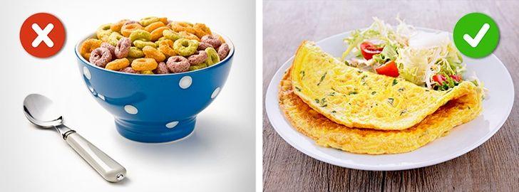 5продуктов, которые нельзя давать назавтрак детям