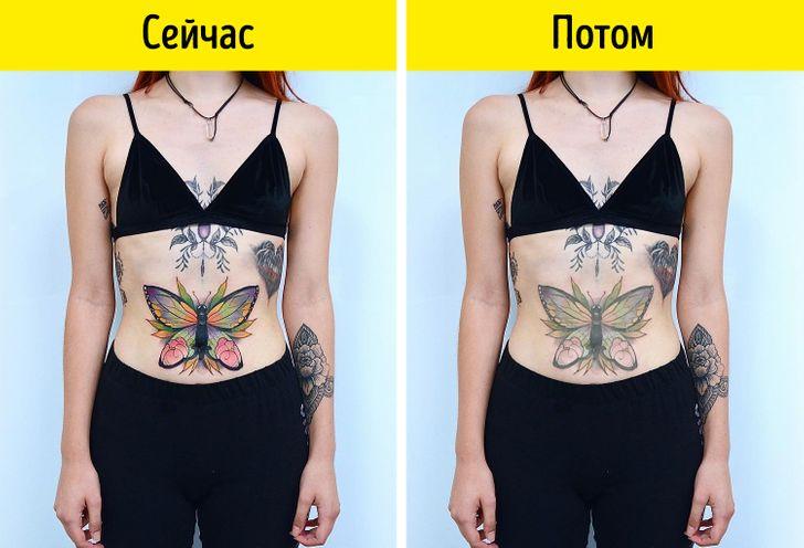 9участков тела, накоторые нестоит наносить татуировки (Даже если очень хочется)