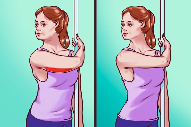 9 растяжек, которые уберут асимметрию тела и разгонят метаболизм
