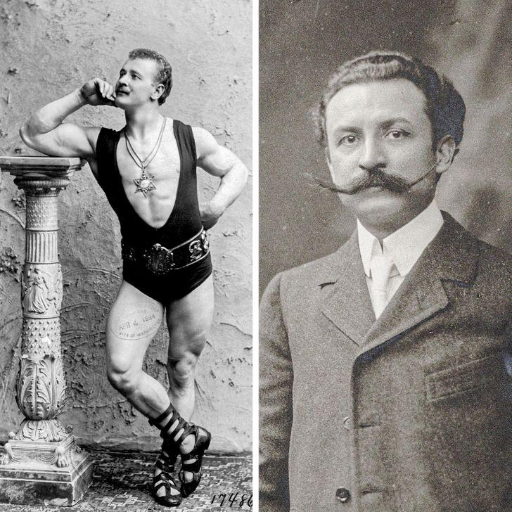 Посмотрите, как изменились представления о мужской красоте за последние 120 лет