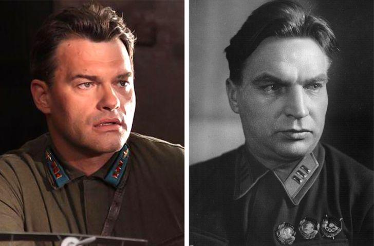 10 российских актеров, которые сумели сыграть исторических личностей так, что все поверили