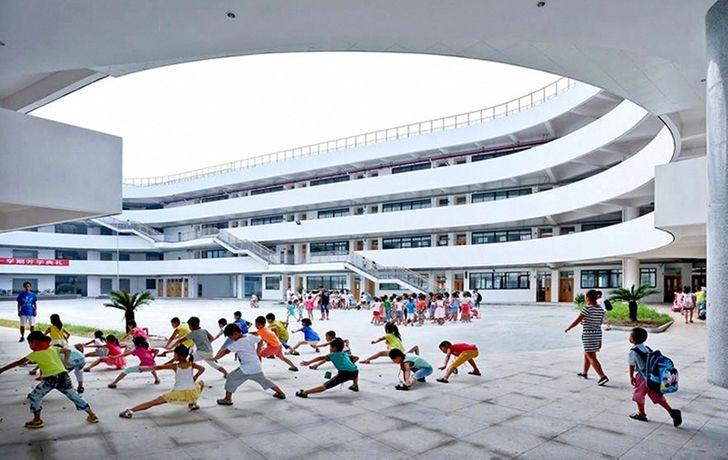 13самых крутых школ мира, вкоторых выбы нестали прогуливать