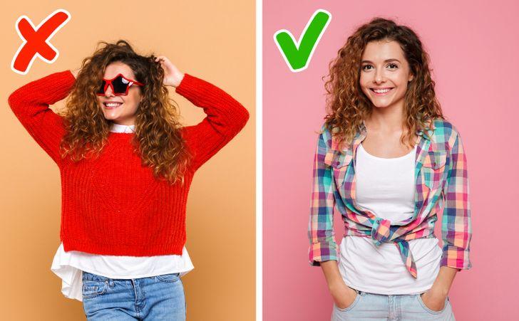 9безотказных хитростей повыбору одежды, которые сделают вас стройнее