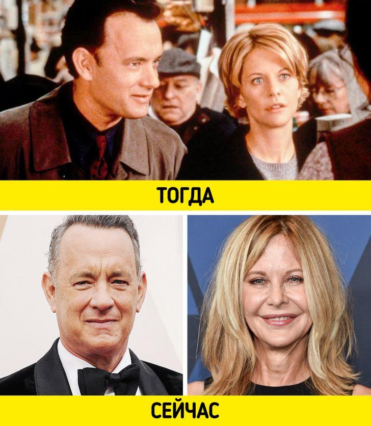 Как выглядят 16 голливудских пар, на которые мы хотели быть похожими в юности