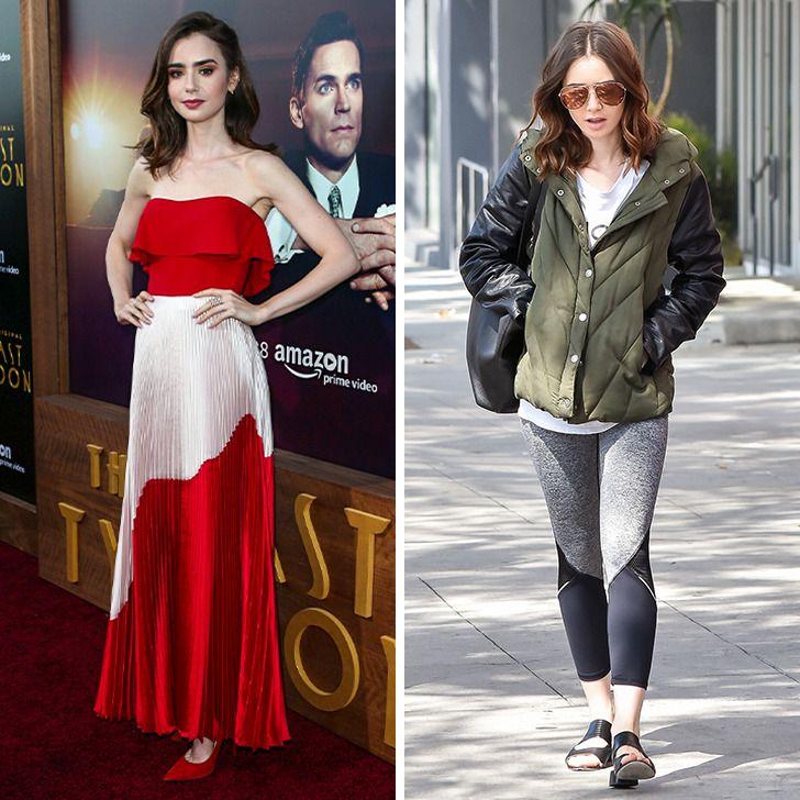 17 звезд, которые неотразимы на красных дорожках, а в жизни абсолютно не парятся насчет одежды