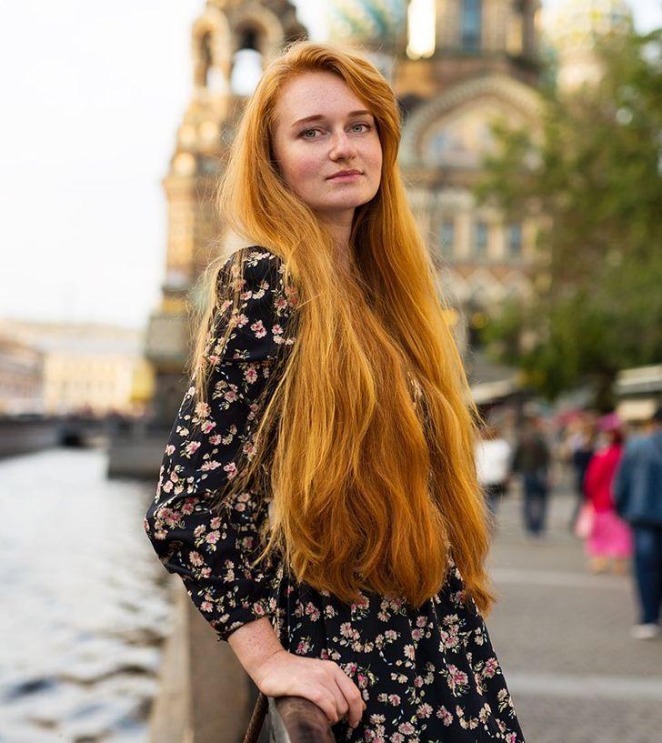 Фотограф путешествует по миру и доказывает, что на рыжих девушек, как на пламя огня, можно смотреть бесконечно