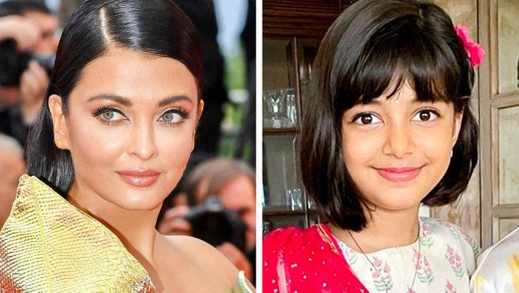 Как выглядят дети самых красивых женщин мира (Некоторые сорвали генетический куш)