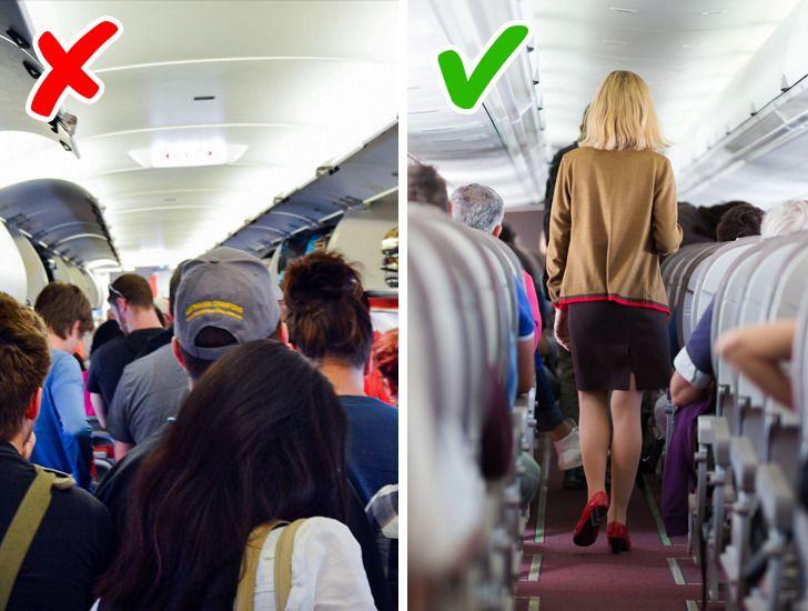 14 секретов, о которых не рассказывают обычным пассажирам самолетов, а зря