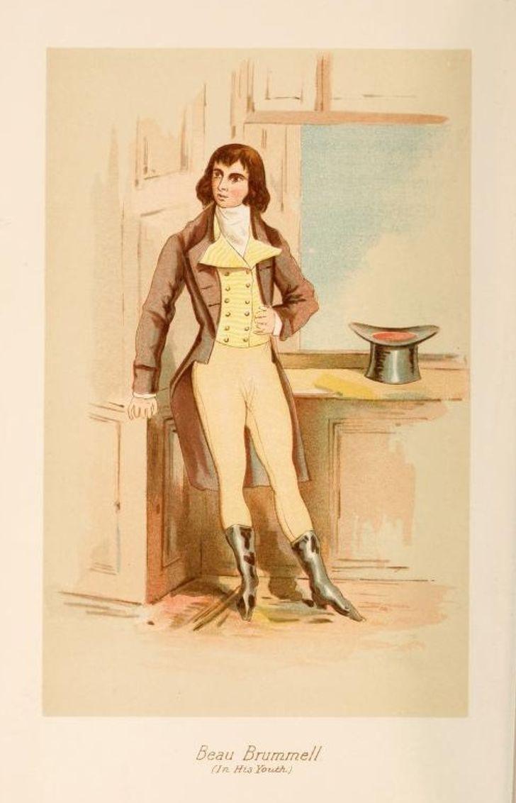 Мы узнали, почему мужчины сначала сняли с себя каблуки и кружева, а потом потребовали их назад