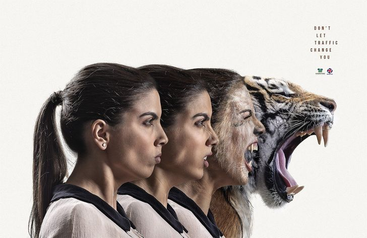 20 примеров социальной рекламы, хлесткой, как пощечина