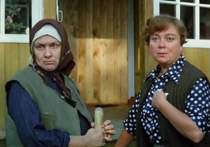 Актеры фильма «Любовь иголуби» 30лет спустя