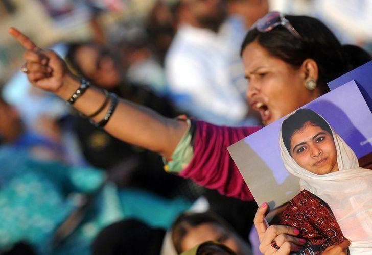 Девочка из Пакистана нашла способ помочь детям из разоренных стран и получила Нобелевскую премию