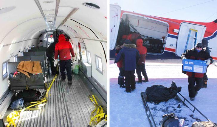 Российский полярник рассказал, как живут иработают люди при супернизких температурах