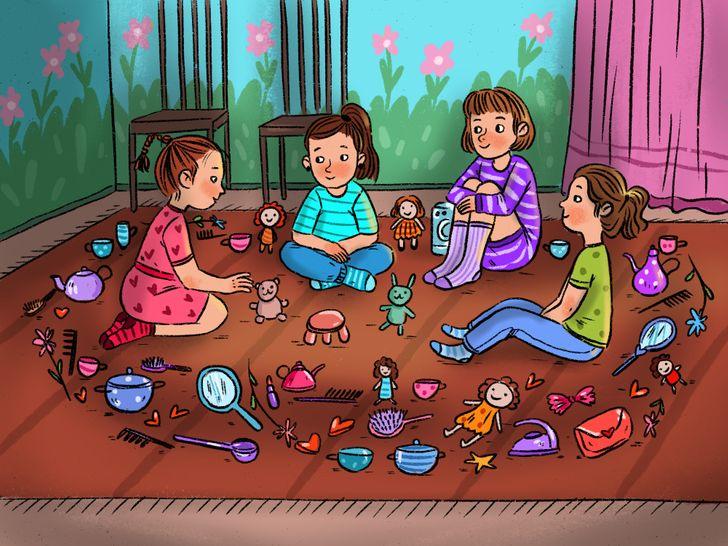 5вредных установок, которые мынеосознанно навязываем мальчикам идевочкам