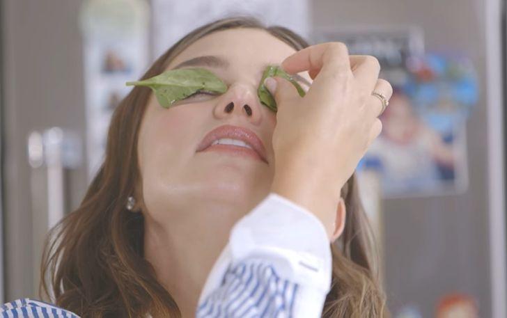 9способов убрать мешки под глазами, которыми пользуются известные модели