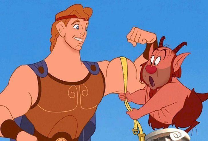 23 персонажа сказок и мульфильмов, о реальном возрасте которых большинство даже не догадывается