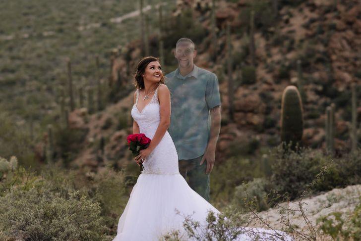 Девушка опубликовала фотографии снесостоявшейся свадьбы. Это предупреждение каждому изнас