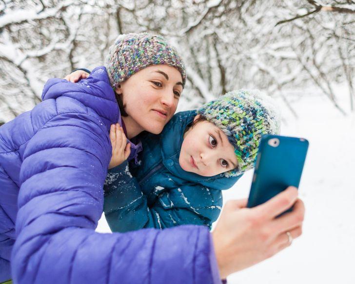 7 веских причин, по которым ребенка нужно фотографировать вдвое реже