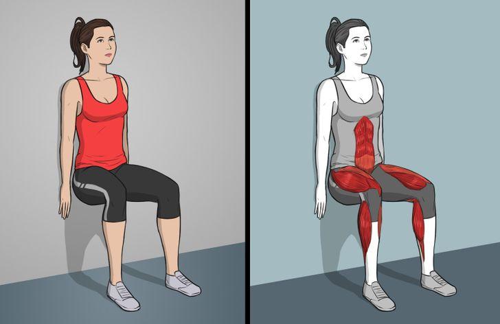9 упражнений для растяжки, которые могут заменить поход к массажисту