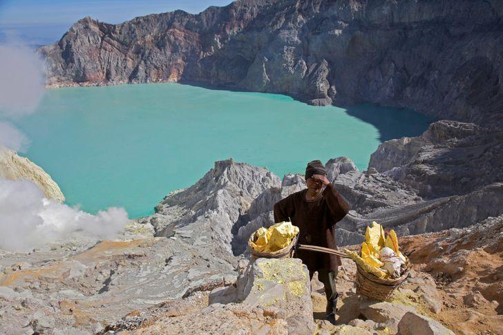 10восхитительных озер мира, искупаться вкоторых можно только 1раз
