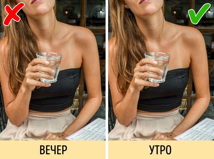 7мифов обупотреблении алкоголя, из-за которых выпросыпаетесь сжутким похмельем