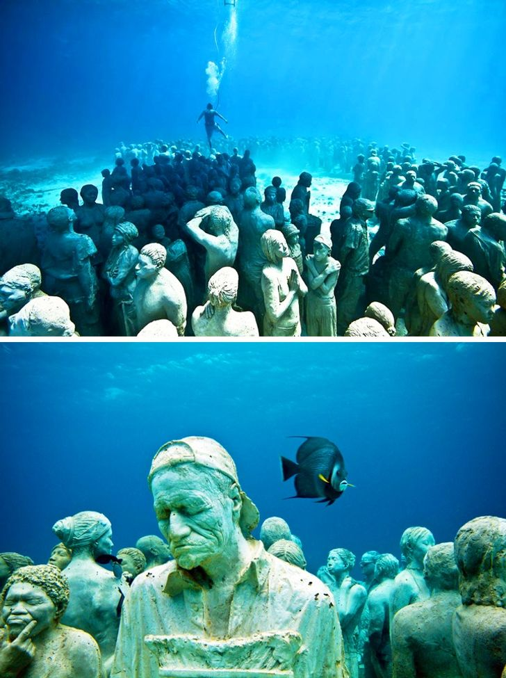 10загадочных объектов под водой, окоторых мало кто знает