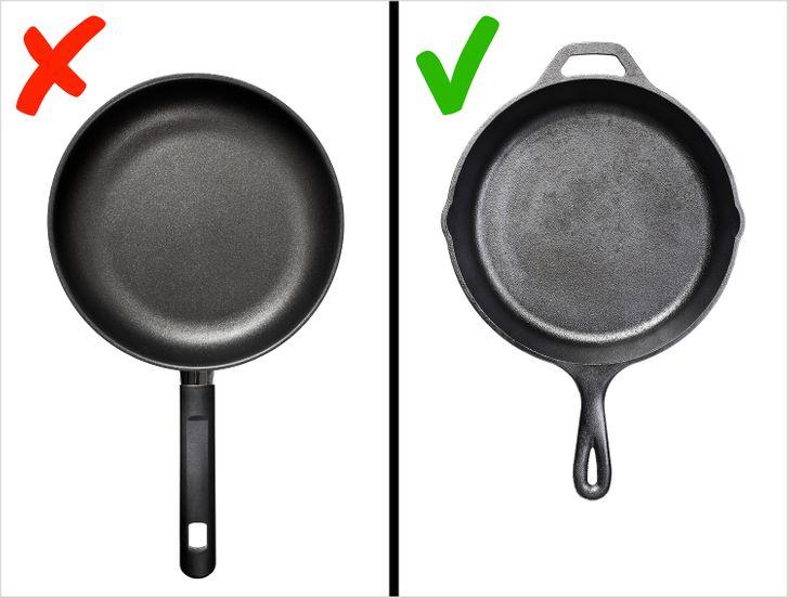 4вида токсичной посуды, откоторой нужно избавиться как можно скорее
