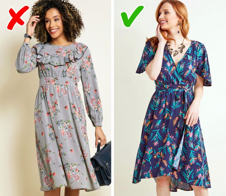 7фасонов платьев, которые мывыбираем, чтобы казаться стройнее, нополучаем обратный эффект