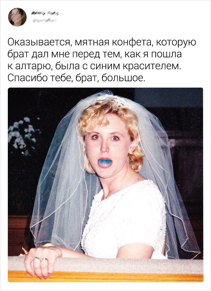 20+ доказательств того, что свадьба — это испытание для сильных духом людей