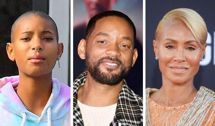 Какие дети получились у знаменитостей, чья внешность многим кажется нестандартной