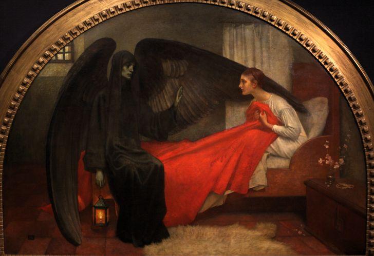 11 мистических картин с историей
